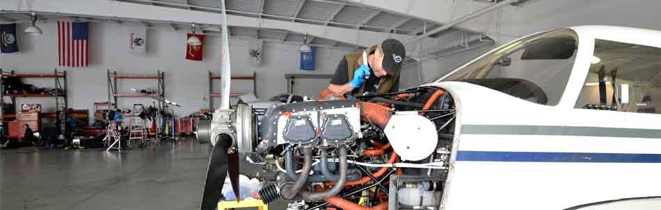 Advantage Aviation In House Maintenance