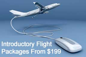 Introductory Flying Packages From $199