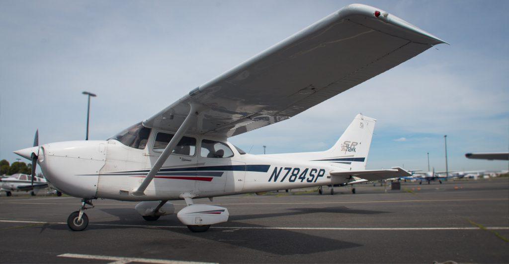 N784SP Advantage Aviation